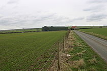 Towards Glebe Cottage - near Thwing - geograph.org.uk - 132017.jpg
