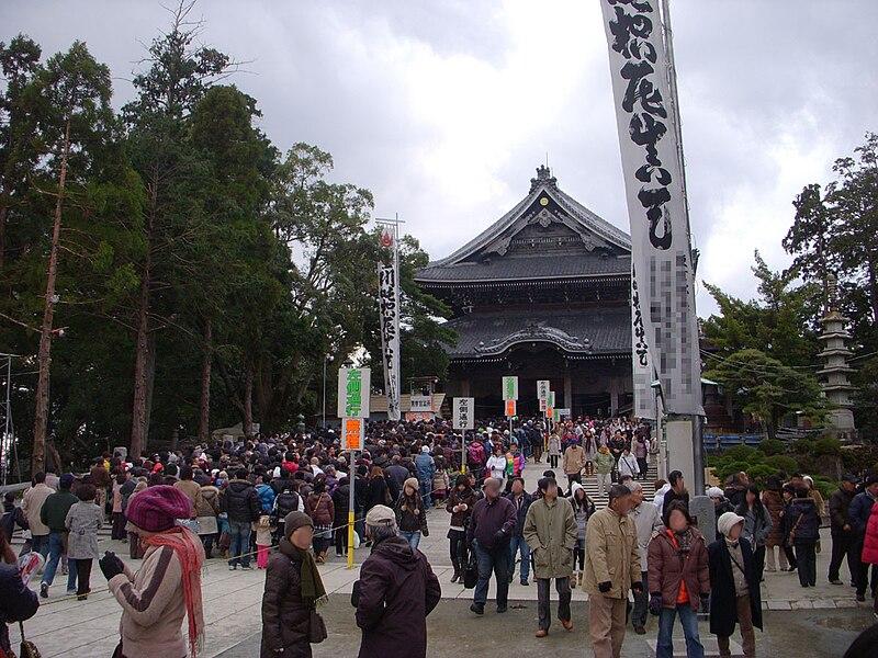 Toyokawa Inari (Hatsumoude).jpg
