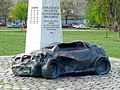 Traffic accidents victims memorial Budapest part-1.jpg