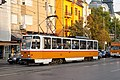 Tram in Sofia mear Macedonia place 2012 PD 034.jpg