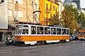 Tram in Sofia mear Macedonia place 2012 PD 034.jpg