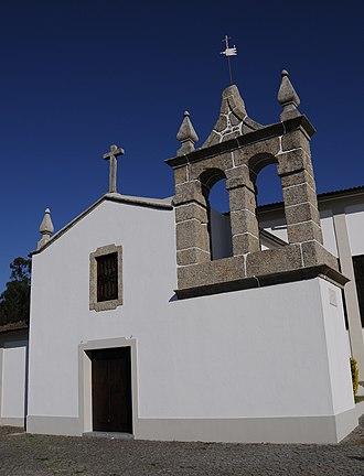 Morreira e Trandeiras - Trandeiras Church