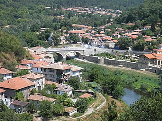 Asenov, Veliko Tarnovo - Image: Trapezica panoramio (2)