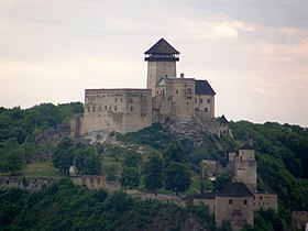 Image illustrative de l'article Château de Trenčín