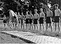 Trening sportowy żołnierzy 1. Samodzielnej Brygady Spadochronowej w Wielkiej Brytanii (21-101-1).jpg
