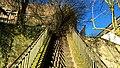 Treppe zum Schloßwahl Rummelgang zur Duborg Duburg Schule in Flensburg - panoramio.jpg