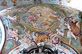 Triest Kathedrale - Josephskapelle Deckenfresco.jpg