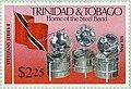 Trinidad and Tobago postage stamp (steelpan).jpg