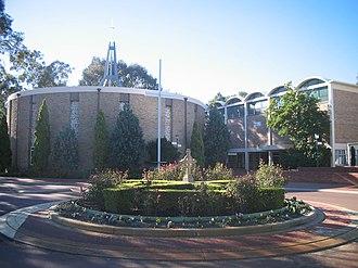 Trinity College, Perth - Image: Trinity College, Perth 3