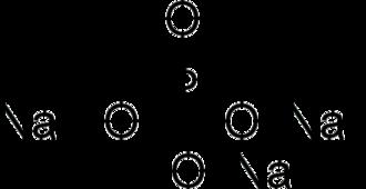 Sodium phosphates - Trisodium phosphate