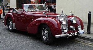 Triumph Roadster - Triumph 1800 Roadster