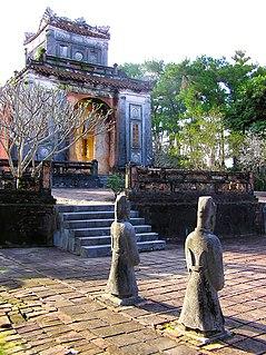 Tomb of Tự Đức