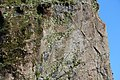 Tuffwand in der Nähe des Pico do Gato, Madeira.jpg