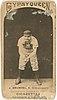 Tug Arundel, Indianapolis Hoosiers, baseball card portrait LCCN2007680724.jpg