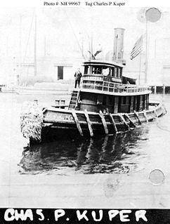 USS <i>Charles P. Kuper</i> (SP-1235)