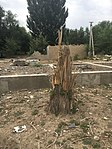 Turkish Airlines Flight 6491 - Destroyed house on 13 July 2017.jpg