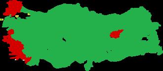 Turkish constitutional referendum, 2007 - Image: Turkish constitutional referendum 2007