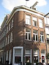 foto van Hoekhuis met afgeronde hoek en schilddak