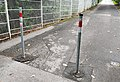 Two bollards removable without key.jpg