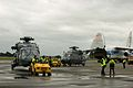 Two of the RNZAF's new NH90 helicopters.jpg