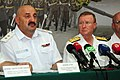 U.S. Navy Vice Adm. Frank Pandolfe and Ukrainian navy Vice Adm. Yuriy Ilyin 2012.jpg