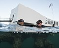 UCT 2 Dives the USS Arizona 160520-N-GO855-038.jpg