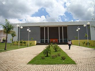 Universities and higher education in Brazil - Image: UFSJ