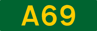 major northern trunk road in England