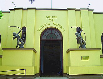 Museum of Natural History, Lima - Natural History Museum of the National University of San Marcos.