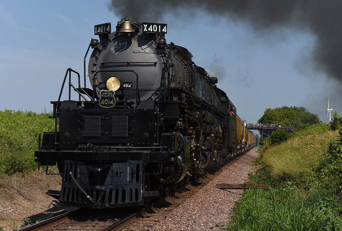 Union Pacific Big Boy - Wikipedia