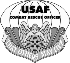 United States Air Force Combat Rescue Officer - Image: USAF Combat Rescue Officer Flash