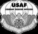 Officier de sauvetage au combat de l'USAF Flash.png