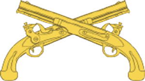 William Bratton - Image: USAMPC Branch Insignia
