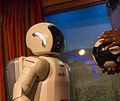 USA - California - Disneyland - Asimo Robot - 9.jpg
