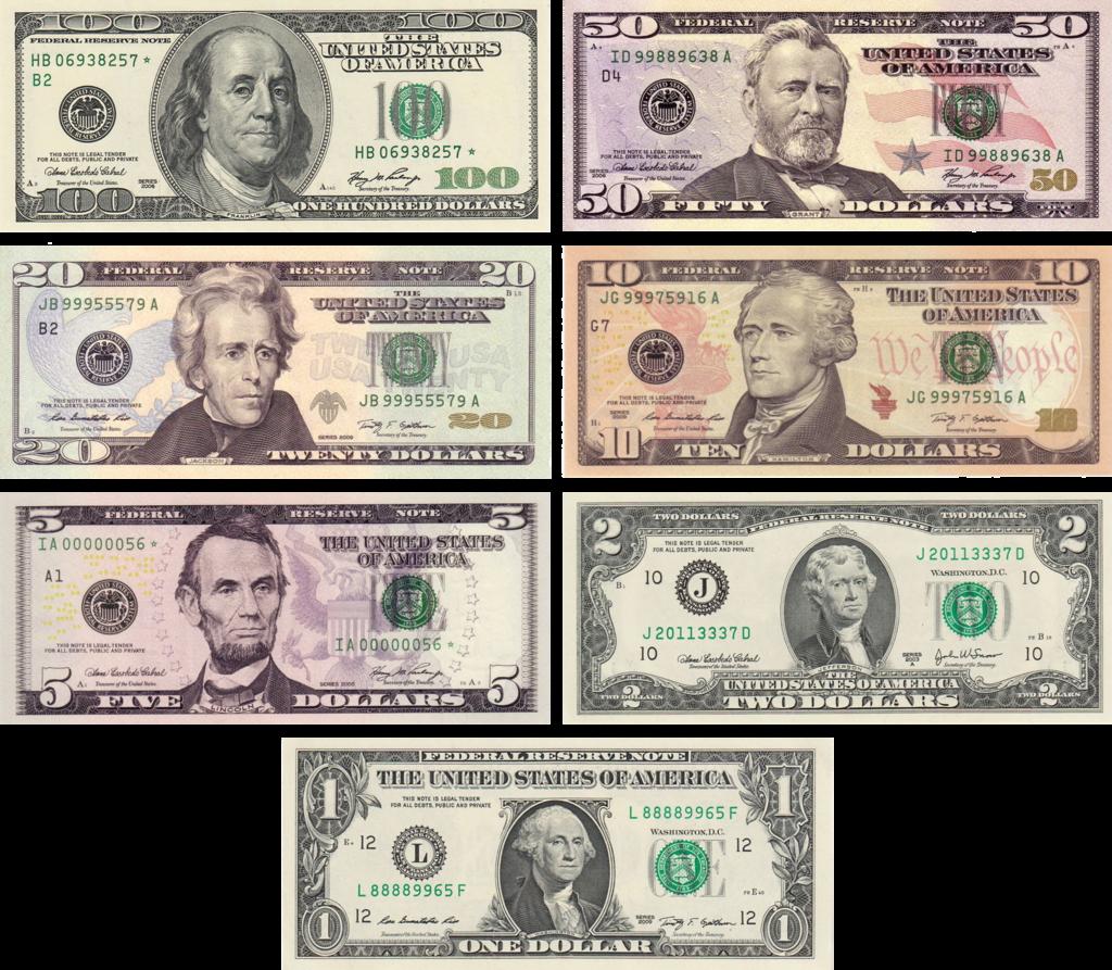 bankjegyek 2008-ban