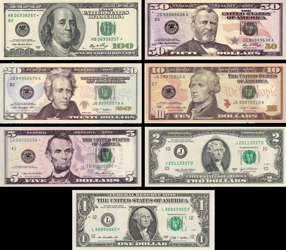 USDnotes