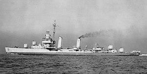 USS Laub (DD-613)