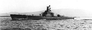 USS <i>Mingo</i> (SS-261) submarine