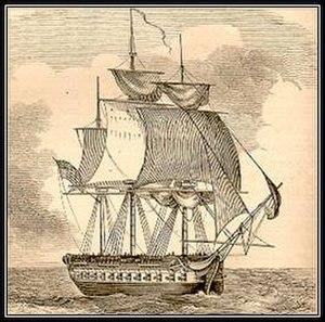 USS Natchez (1827) - Image: USS Natchez 1827 sloop