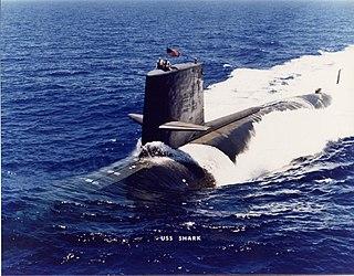 USS <i>Shark</i> (SSN-591)