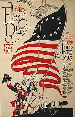 US Flag Day poster 1917.jpg