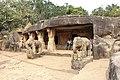 Udayagiri Caves - Ganesha Gumpha 04.jpg