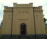 Fil:Umeå gamla fängelse huvudbyggnad framsidan.jpg