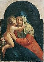 Unbekannter Künstler - Madonna mit Kind - 5960 - Österreichische Galerie Belvedere.jpg