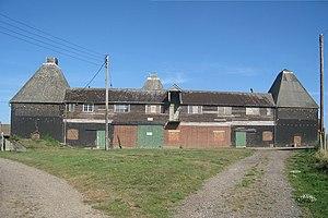 Luddenham, Kent - Luddenham Court Farm