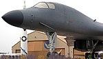 United States Air Force - B-1B Lancer bomber plane 14 (44199494962).jpg