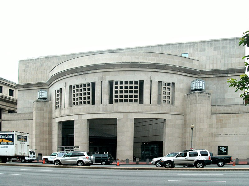 United States Holocaust Memorial Museum after the shooting.jpeg