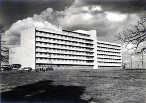 University of Mississippi Medical Center - University Medical Center, circa 1950