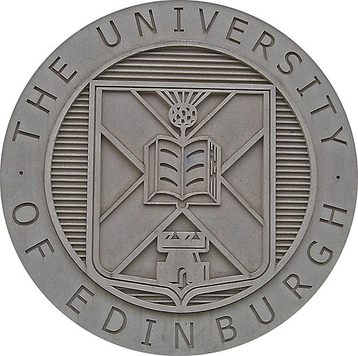 University of Edinburgh coat of arms