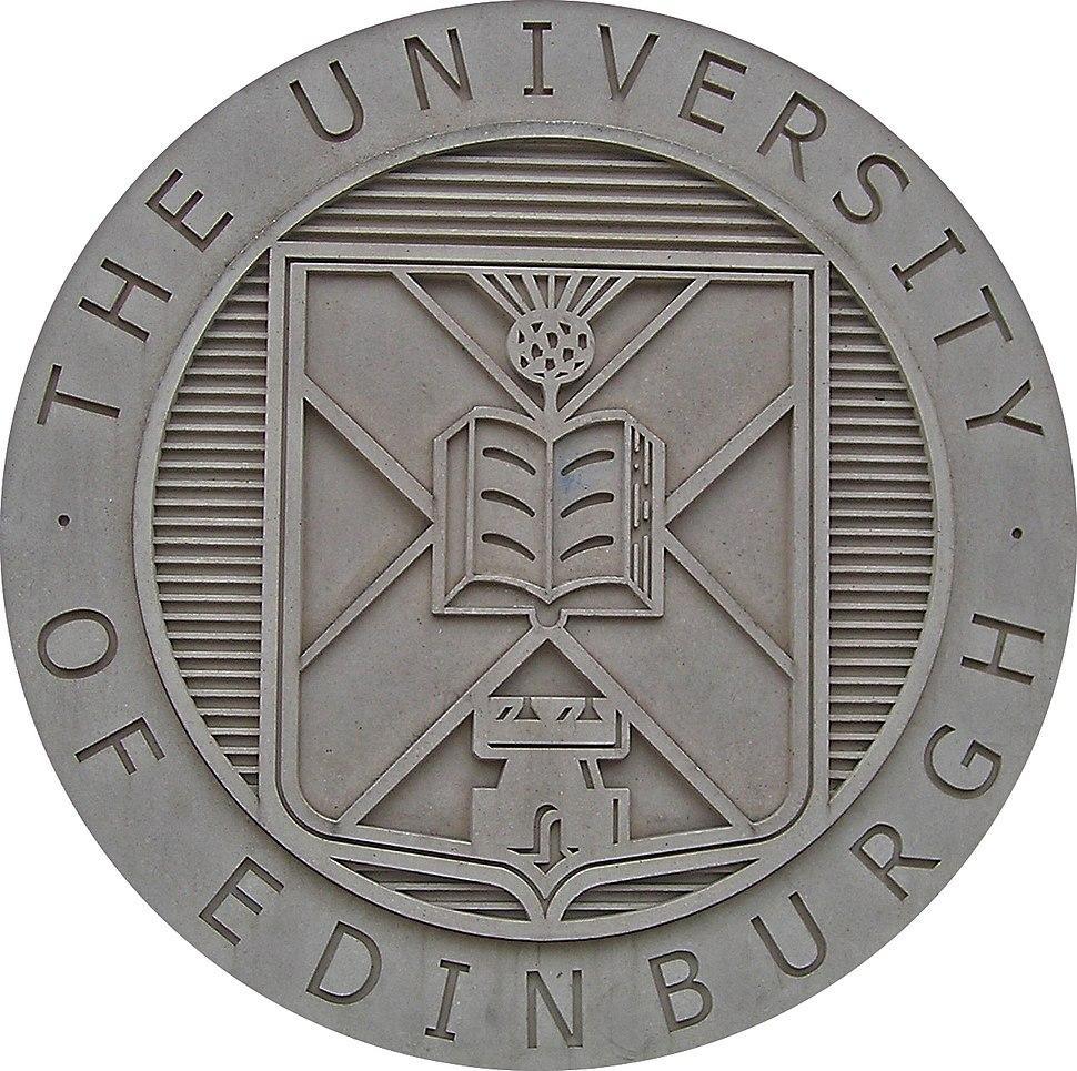 University of Edinburgh coat of arms